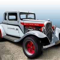 Citroen Rosalie 1934 Hot Road
