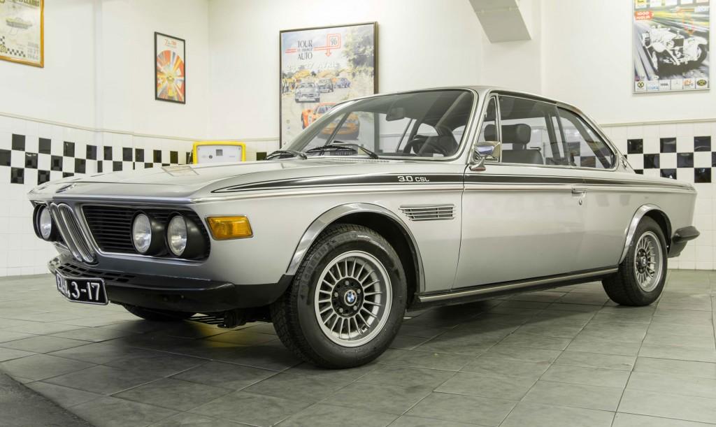 BMW 3.0 CS 1971