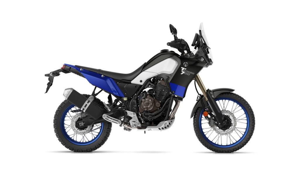 Yamaha XTZ700 Super Ténéré Origine