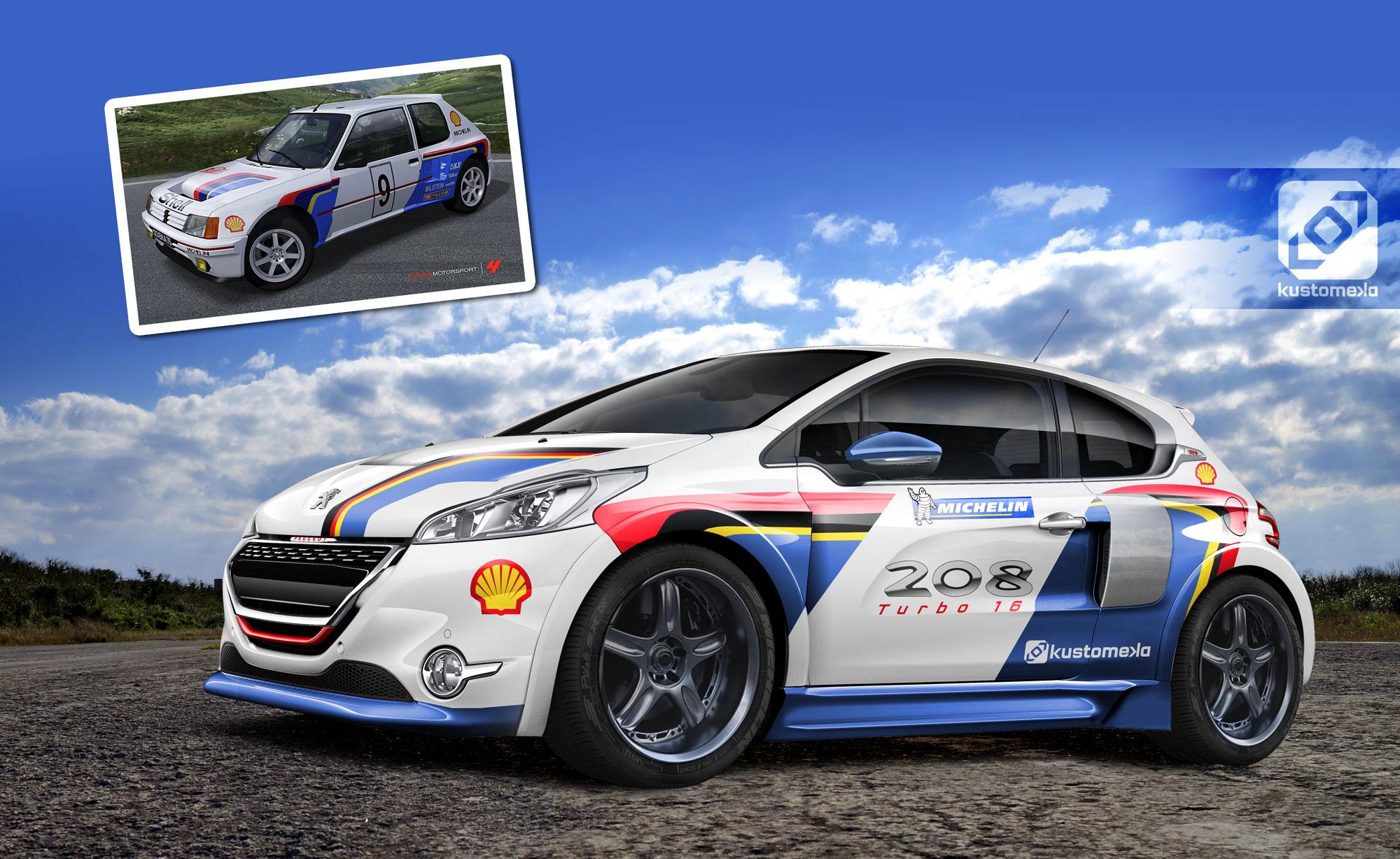 Peugeot 208 T16